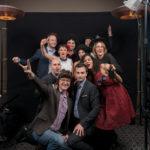 Soirée de fin d'année du cabinet BRSW, restaurant Juvia, Paris, 21.12.2017